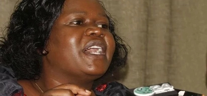 Homa Bay Woman Rep captured on video roughing up police woman, pushes her to the ground