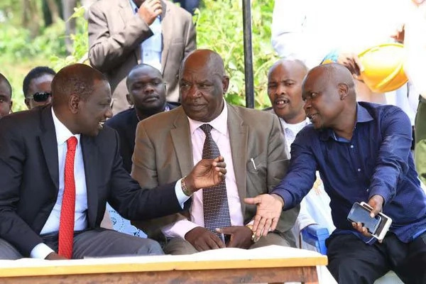 William Ruto assured of support in Kisii