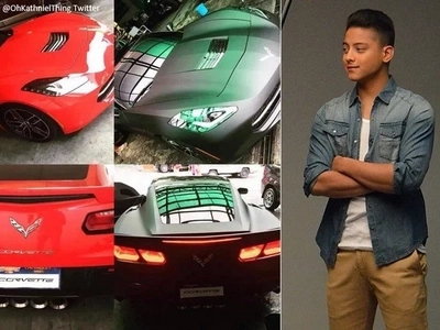 14 Celebrity cars you might want to see!