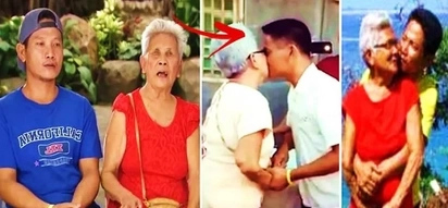 Age doesn't matter! 32-year-old Pinoy fell in love and married a 73-year-old lola. Their unbelievable love story has gone viral!