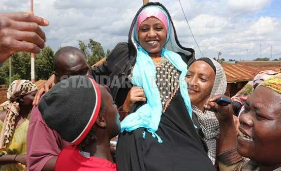A family's mourning turns into joy overnight after KCSE results