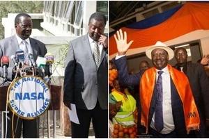 Details on why Wetangula and Ruto missed Raila Odinga's big day