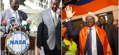 NASA wins big ahead of August General Election