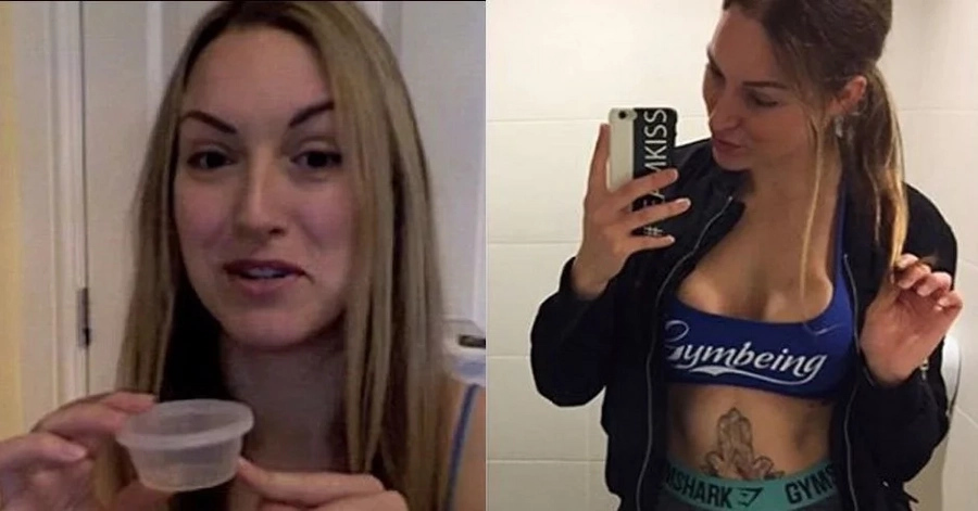 Vegan Mom Drinks Sperm Smoothies Every Morning And Rubs Sperm On Her Face