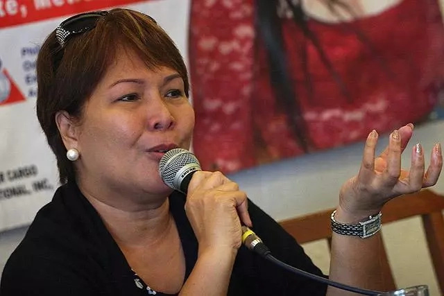 VIDEO: Sandra Cam vows to reveal De Lima's secrets
