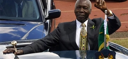 #TBT: How retired president Daniel Moi grew football in Kenya