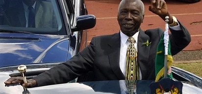 #TBT: How retired president Daniel Moi grew football in Kenya