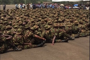 Somalia president reveals number of KDF soldiers killed in El Adde