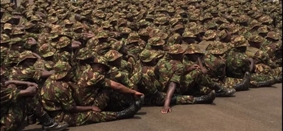 Bungoma governor reveals number of KDF soldiers who died in Somalia