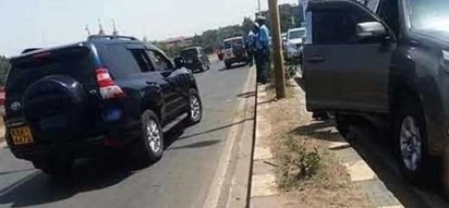 William Ruto motorcycle outrider dies in a road crash