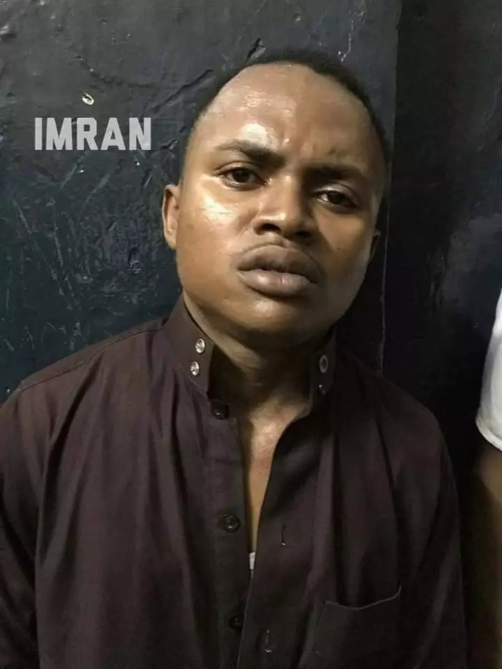Photos of suspected criminals nabbed in Mombasa