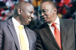 Jubilee worried DP Ruto is planning to sabotage President Uhuru