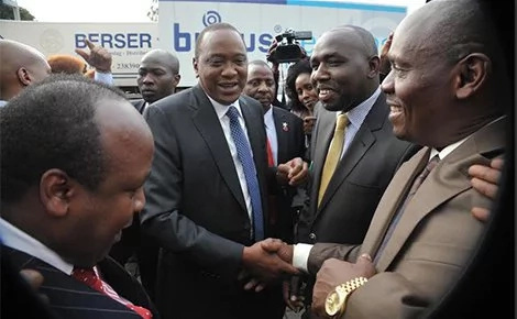 I will win with or without Jubilee, powerful ex-Jubilee governor brags