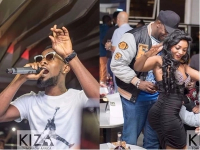 10 bomb photos from Patoranking's concert in Nairobi that will fill your heart with envy because you missed it