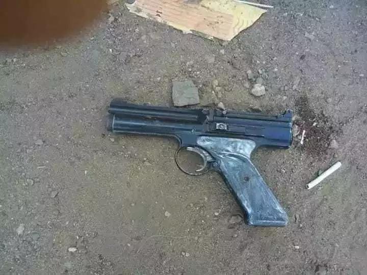 Polisi wawaangusha majambazi 2 HATARI wa kundi la Gaza