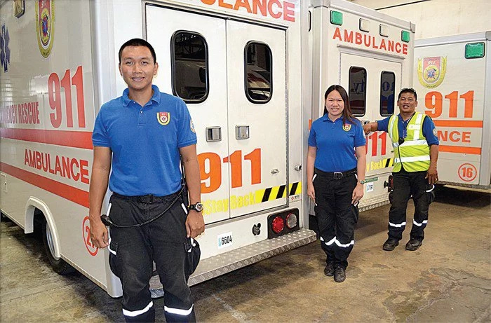 Philippine-wide 911 tested, technical issues ensued