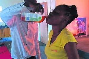 This pastor told people Dettol is dangerous...then they RAN to his pulpit