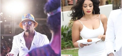 Diamond Platnumz' wife confirms she is 9 years older than the bongo singer