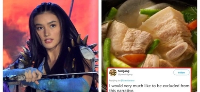 Nag-react na pati ang Sinigang! The most hilarious reactions to Liza Soberano's love for Sinigang issue
