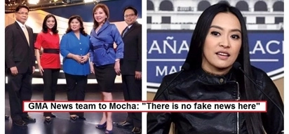 Digmaan na 'to! Mocha Uson accuses GMA News of reporting fake news about her; Kapuso network fires back!