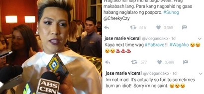 Vice Ganda loses his cool and rants over this basher's 'pwe' comment