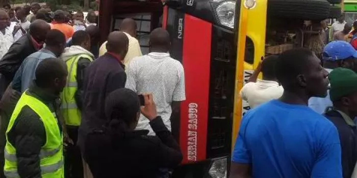 Driver of killer Rongai matatu slapped with multiple charges