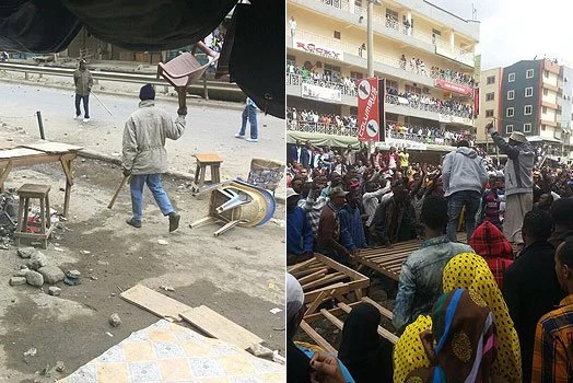 Hawkers free in Nairobi CBD from 2 pm -Sonko