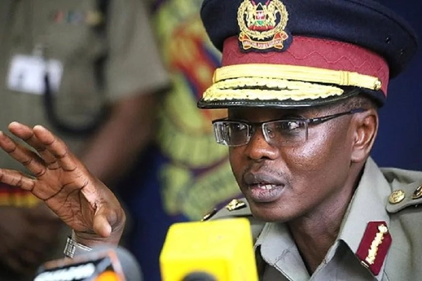 Kenya Police headquarters on high alert after discovering 86 GSU officers stole KSh 12 million