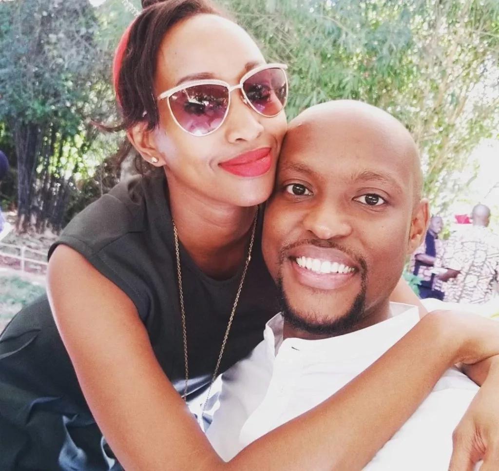 Previous News Anchor Janet Mbugua and Edward Ndichu