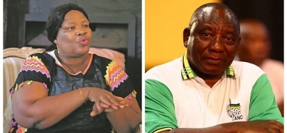 Vytjie Mentor says she uncovered and stopped a plot by Zuma to arrest Ramaphosa