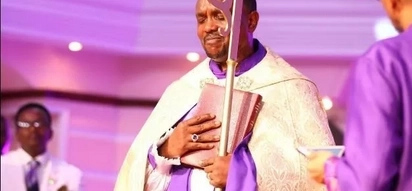 Bishop Kiuna turns 50, gets a 'private jet' as a gift and Kenyans are PISSED