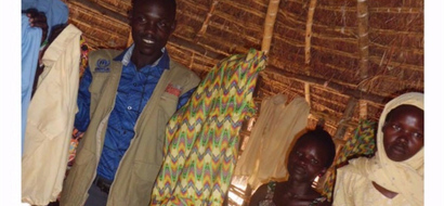 See how vocational training offers hope to young refugees by promoting self-reliance