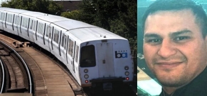 Pinoy in California suffers tragic death after being pinned between a raging train and a platform