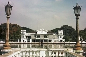 Malacañang Palace haunted by ghosts?