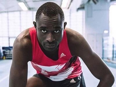 World's fastest man's UNEXPECTED response to racing David Rudisha