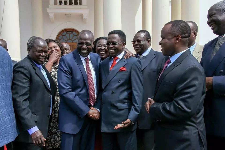 ODM denies sidelining Ababu Namwamba