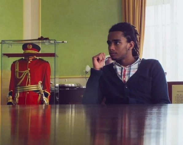 New photos of Mwai Kibaki's model grandson released