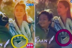WATCH: Netizens spotted a hilarious blooper while watching Heart Evangelista's scene on 'Mulawin vs Ravena!' Epic fail si Alwina!
