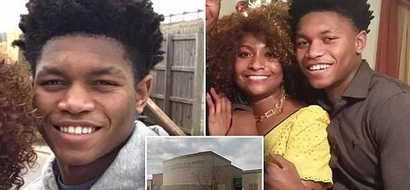 A high school basketball star collapsed and DIED right after workout (photos)