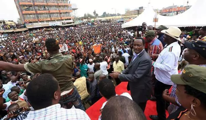 I'm certain 2018 is the year of change in Kenya - Raila Odinga