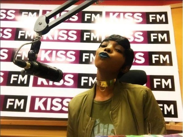 Finally we have the face and details of the 'mzungu' man who married Kiss 100's Adelle Onyango (photos)