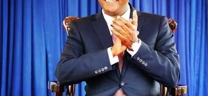 Outrage as Machakos Govenor Alfred Mutua mimicks President Uhuru Kenyatta