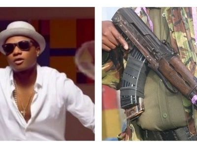 Police officer who shot woman at Wizkid concert speaks