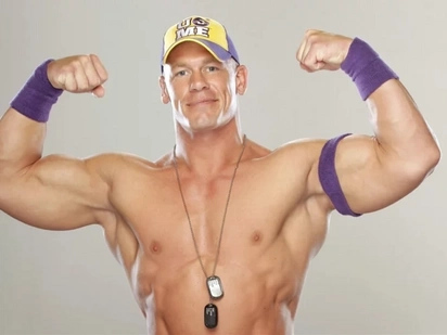 John Cena is now in manila!