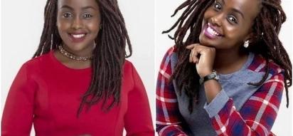 Hizi ndizo picha zinazomfanya Matilda wa 'Real Househelps of Kawangware' kutajwa kuwa chuma cha kipekee
