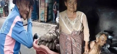 Nakakaluha naman! Netizen shares moving story of poor hardworking lolo