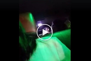 Furious man beats up mistress inside UV express when he caught her with another man