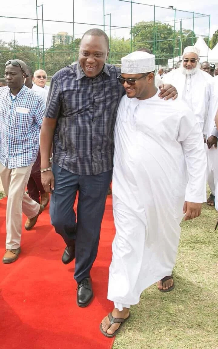 The day Hassan Omar swore never to join Jubilee party (video)