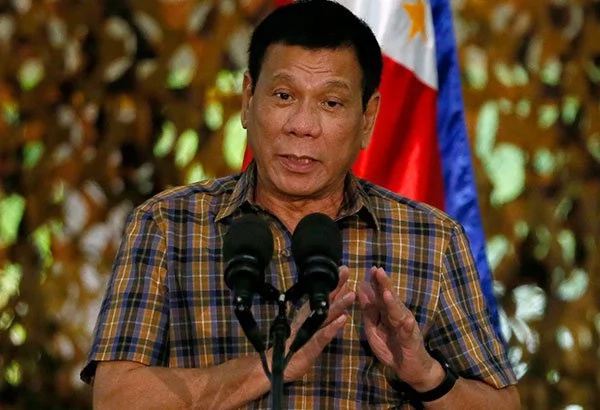 Duterte: Drug addicts are sub-human