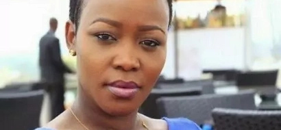 Terryanne Chebet 'unimpressed' with former KTN queen's relationship with Museveni?